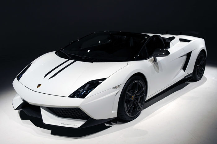 Lamborghini Gallardo LP 570 Superleggera Spider
